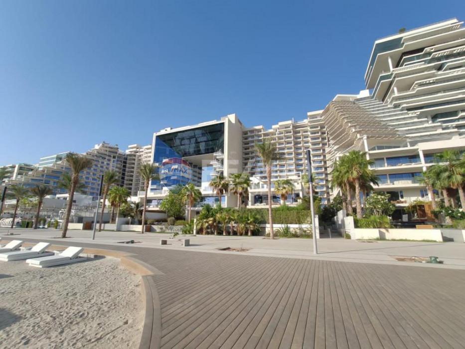 BEACHFRONT I 1BR I Sea Viewl I High demanded - FIVE Palm Jumeirah, Palm Jumeirah, Dubai