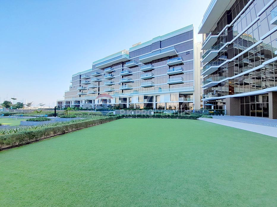 Bright Brand new 3 bed Apt. | The 8 | Sea view - The 8, The Crescent, Palm Jumeirah, Dubai