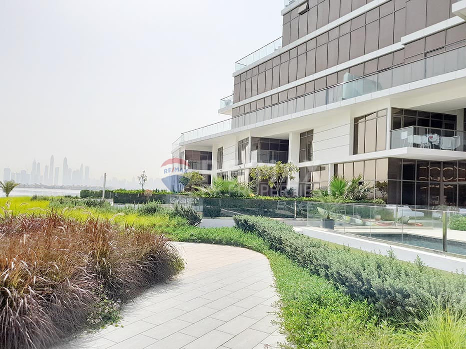 Beautiful 4 Beds Townhouse | The 8 | Sea view - The 8, The Crescent, Palm Jumeirah, Dubai