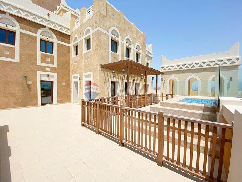 Amazing 6 Beds Penthouse at Balqis |Panoramic View - Balqis Residences, Kingdom of Sheba, Palm Jumeirah, Dubai