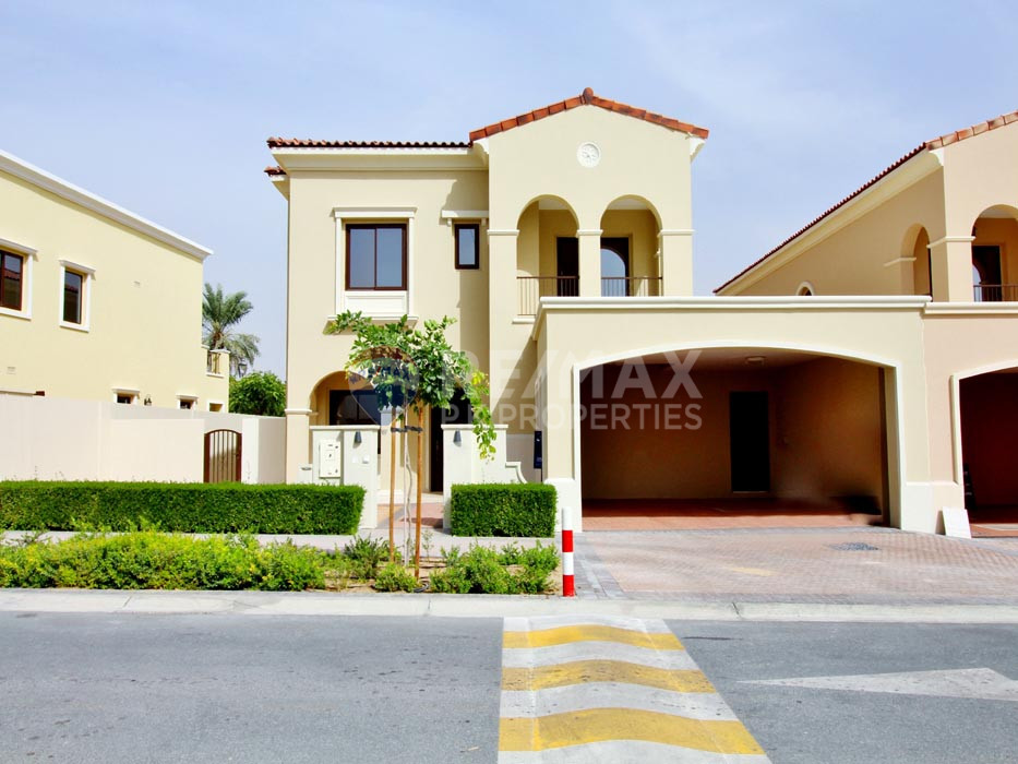 Type 3 | 5 Bed | Near Pool and Park | Single Row - Samara, Arabian Ranches 2, Dubai