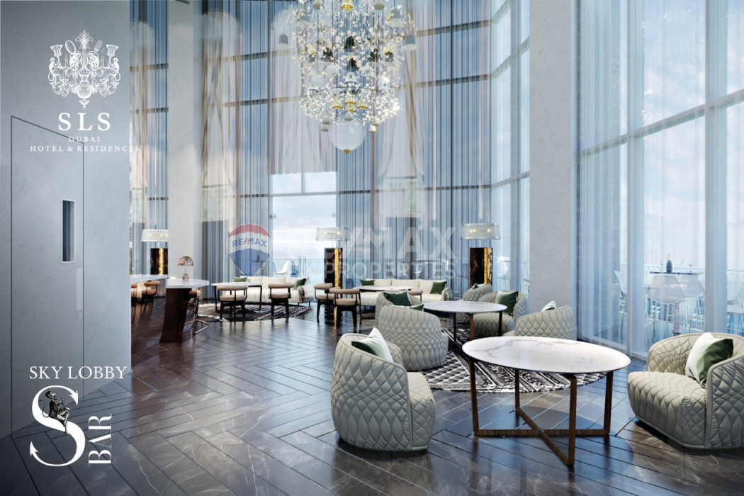 Amazing 1 BR Loft in SLS Residences| Luxury property - SLS Dubai Hotel & Residences, Business Bay, Dubai