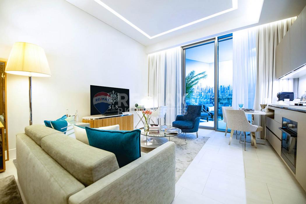 Brand new Studio for sale in Luxury SLS Dubai Residences - SLS Dubai Hotel & Residences, Business Bay, Dubai