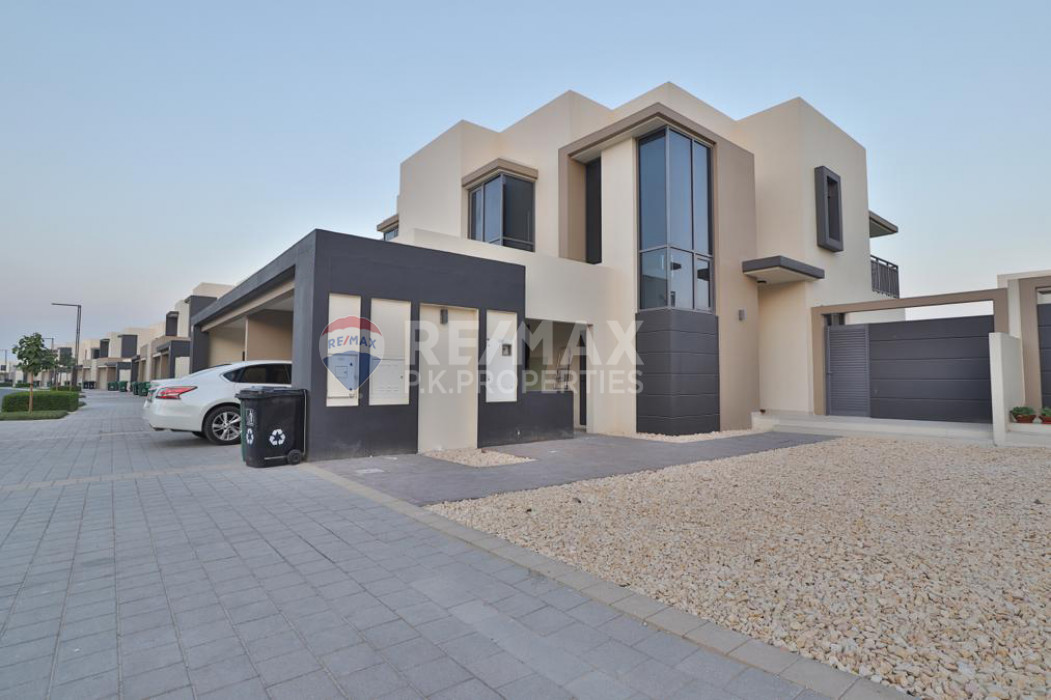 Type 2E | 4 BR + maids | Fully Furnished | VOT - Maple 1, Maple at Dubai Hills Estate, Dubai Hills Estate, Dubai