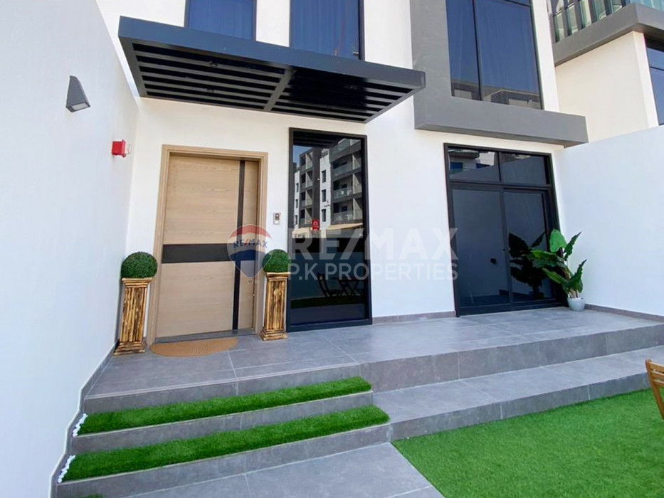 Stunningly | Furnished | Vacant on Transfer - Hyati Avenue, Jumeirah Village Circle, Dubai