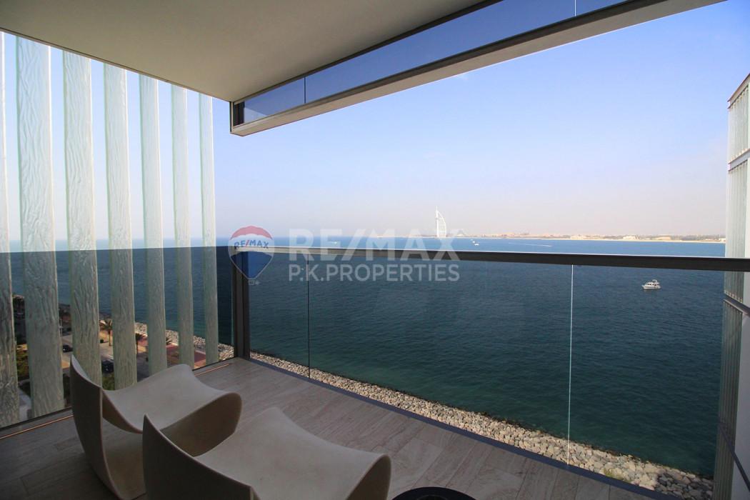 0% Commission | Final Penthouse | Serene Living - Muraba Residence, The Crescent, Palm Jumeirah, Dubai