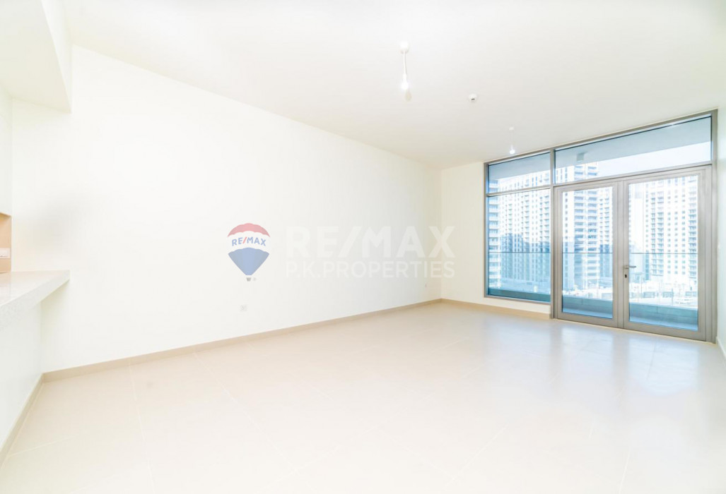 Boulevard Views | High Floor | Rented - Acacia, Park Heights, Dubai Hills Estate, Dubai
