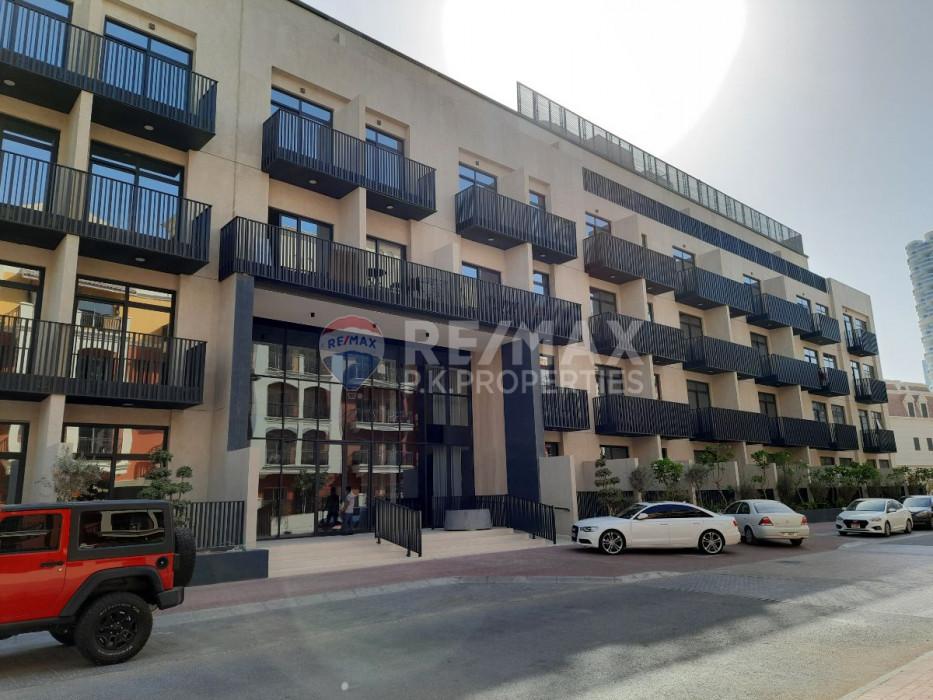 Studio | Modern finishing | Ready to move in - Beverly Residence, Jumeirah Village Circle, Dubai