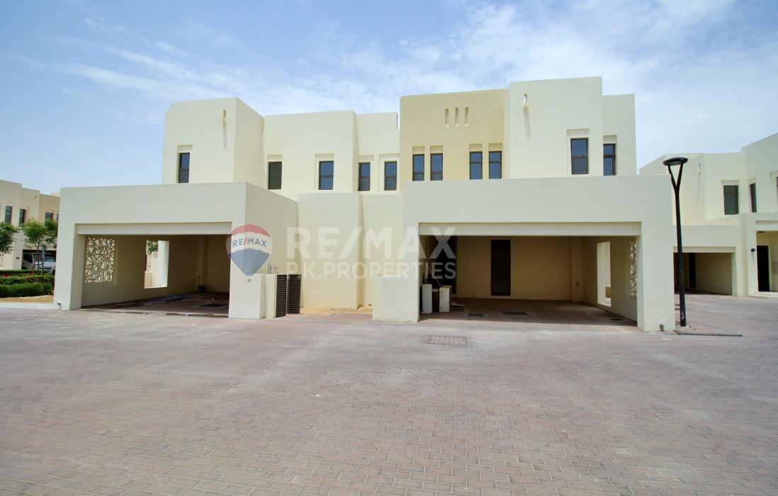 Type E | 4 Bed | Close Park | Vacant on Transfer - Mira Oasis 2, Mira Oasis, Reem, Dubai