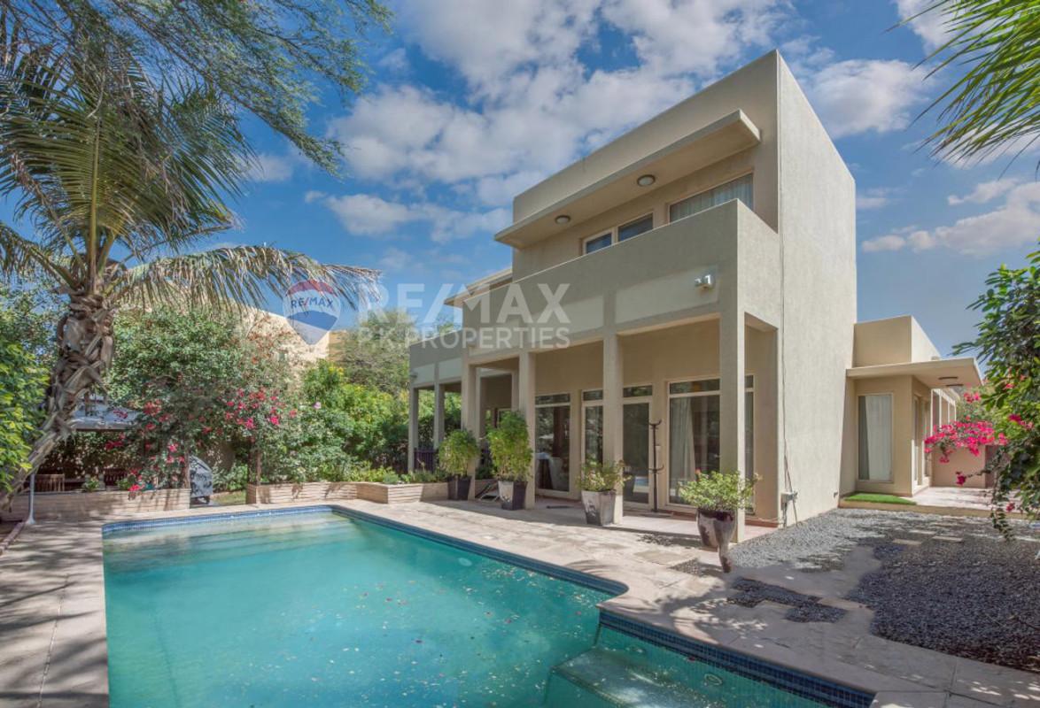 Peaceful Location - Tenated -Private Pool - Saheel 1, Saheel, Arabian Ranches, Dubai