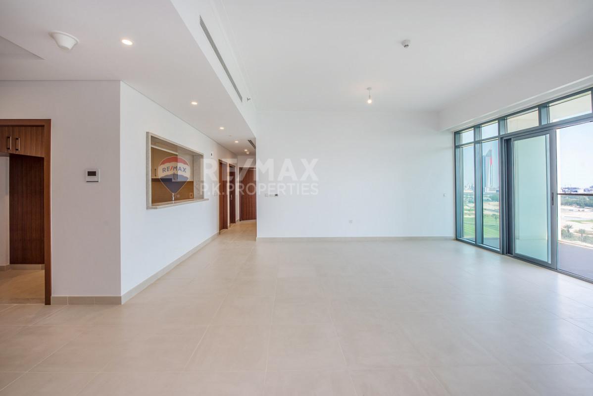 VACANT | Golf Course View | High Floor - Vida Residence 4, Vida Residence, The Hills, Dubai