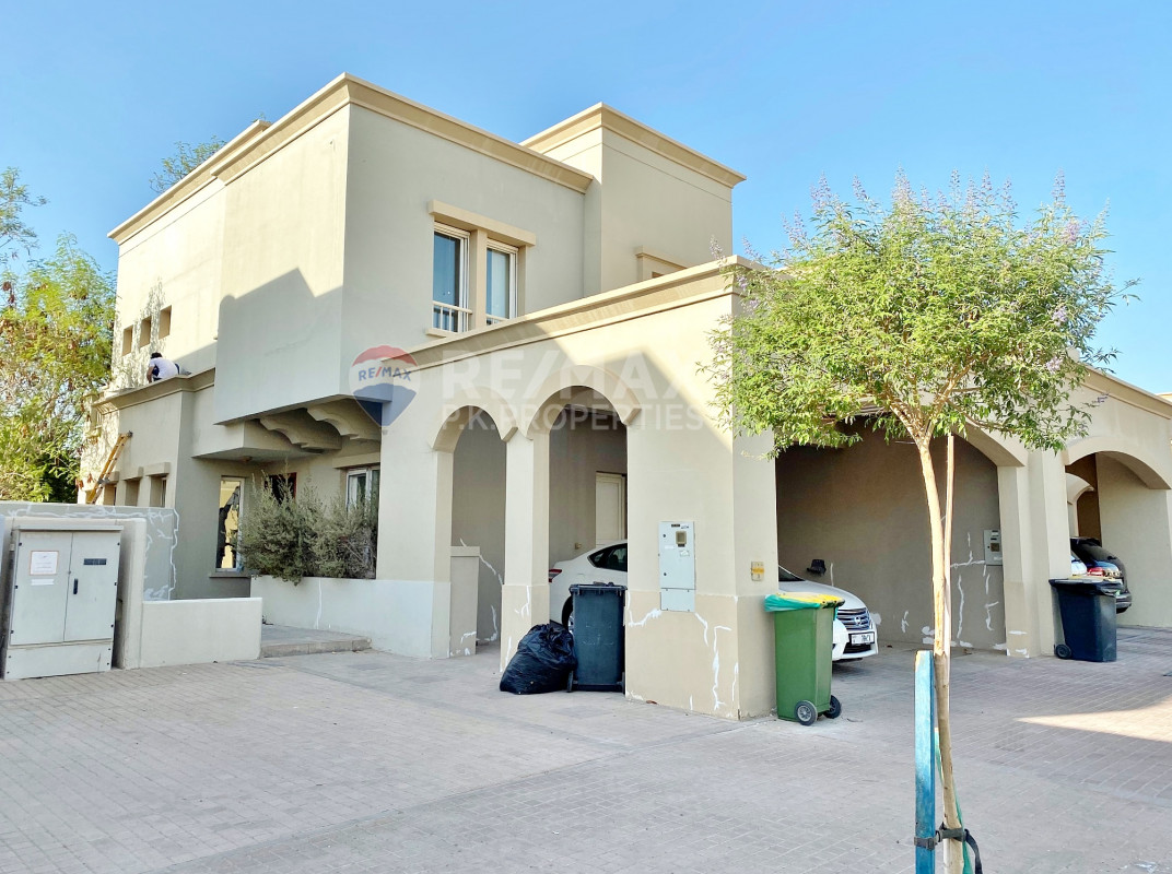 Type 3E | Rented until October | Well Maintained - Springs 14, The Springs, Dubai