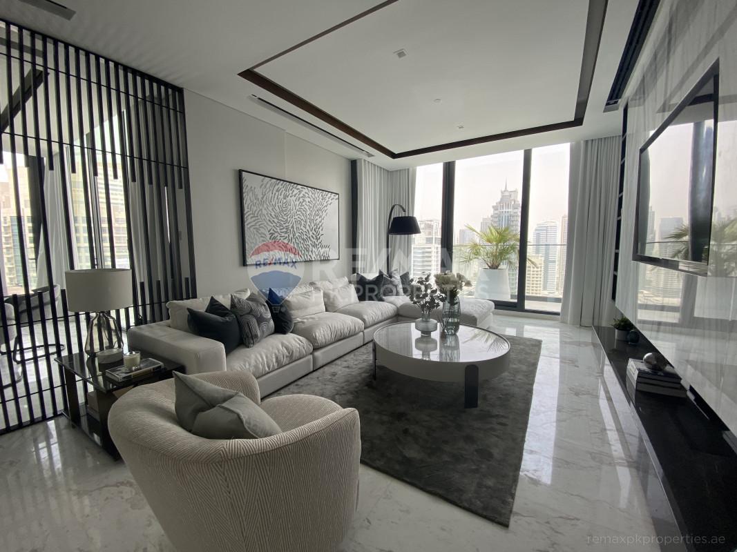 High ROI | Beautiful Penthouse Duplex | Brand new - LIV Residence, Dubai Marina, Dubai