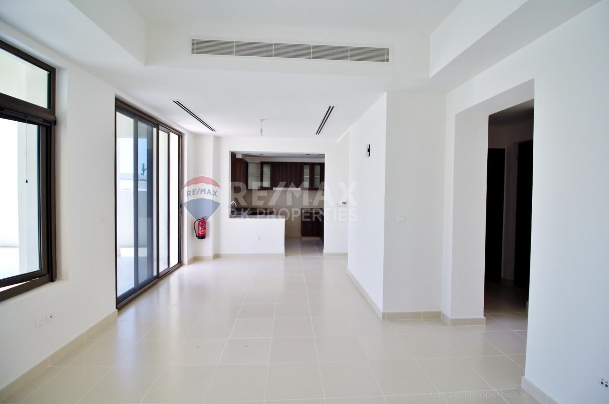 Single Row | Type G | 4 Bed + Maids | Vacant - Mira Oasis 2, Mira Oasis, Reem, Dubai