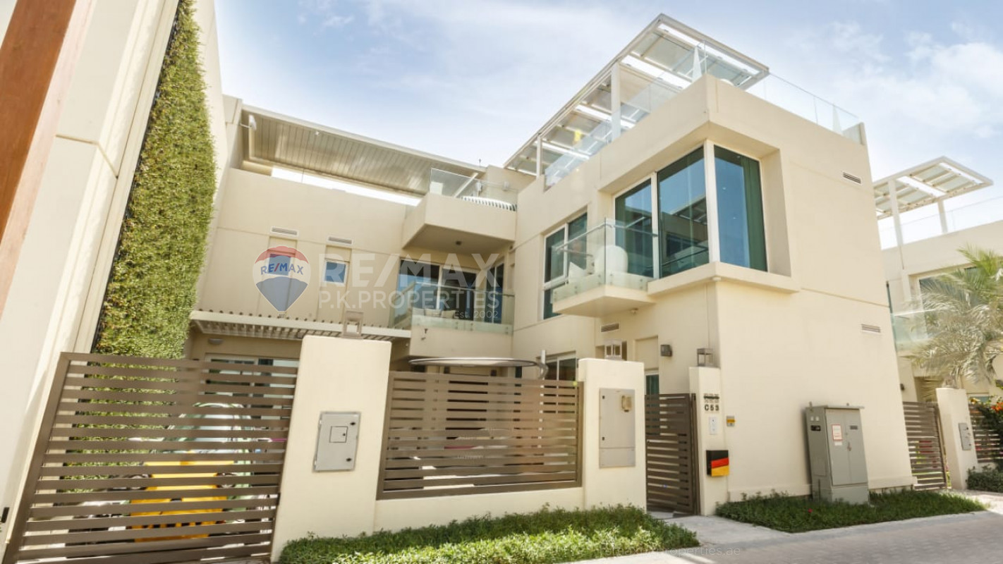 smart villa for sale in suistainable city - Cluster 1, The Sustainable City, Dubai