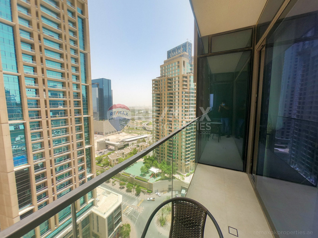 high floor fully furnished apartment ready to move - Marina Gate 1, Marina Gate, Dubai Marina, Dubai