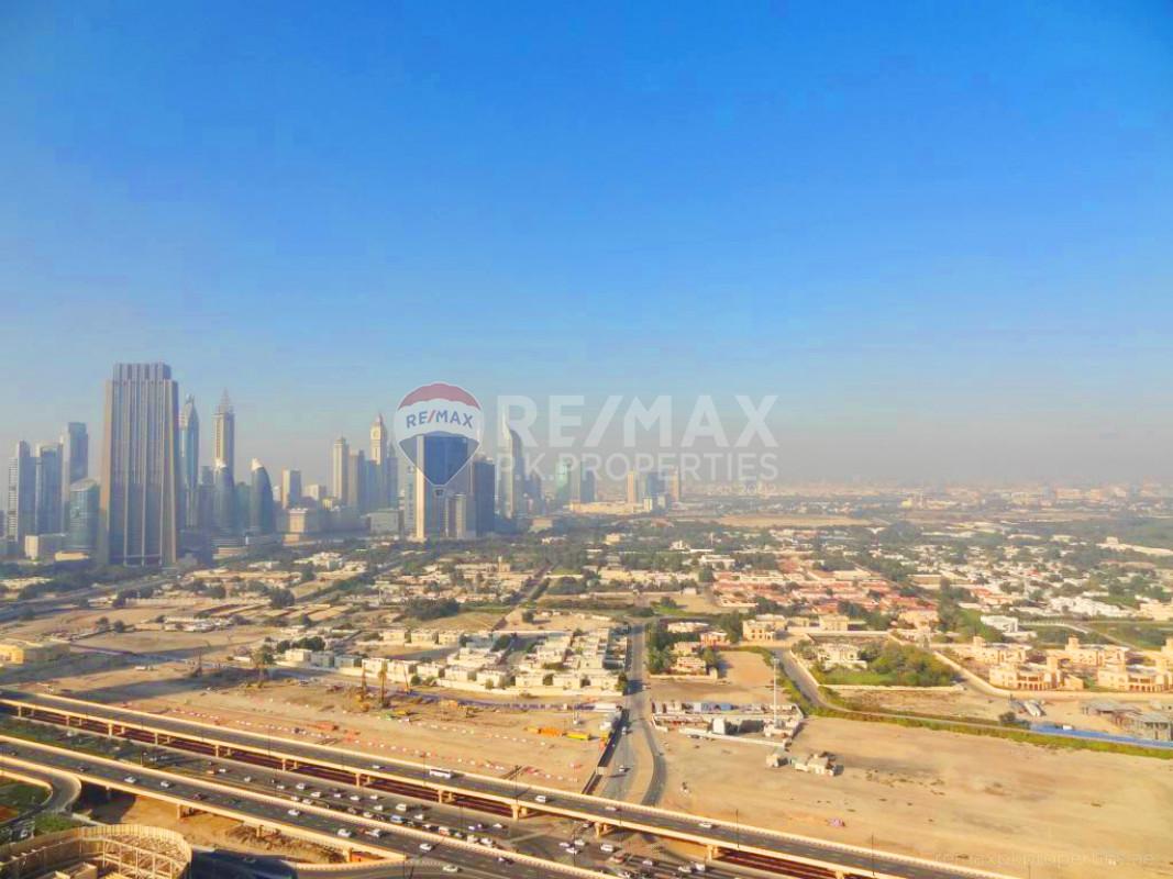 Great Invest | Fully Furnished | High Floor - The Signature, Burj Khalifa Area, Downtown Dubai, Dubai
