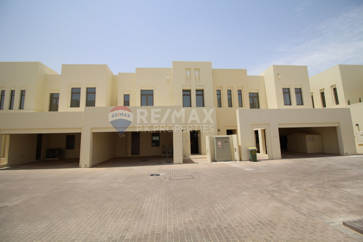 Exclusive | Single Row | Rented | Well maintained - Mira Oasis 2, Mira Oasis, Reem, Dubai