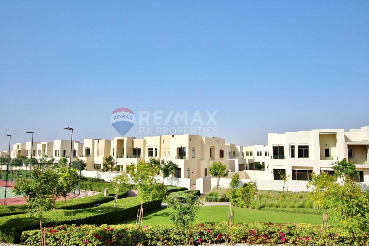 Exclusive with RE/MAX | Type D | Single Row | - Mira Oasis 2, Mira Oasis, Reem, Dubai