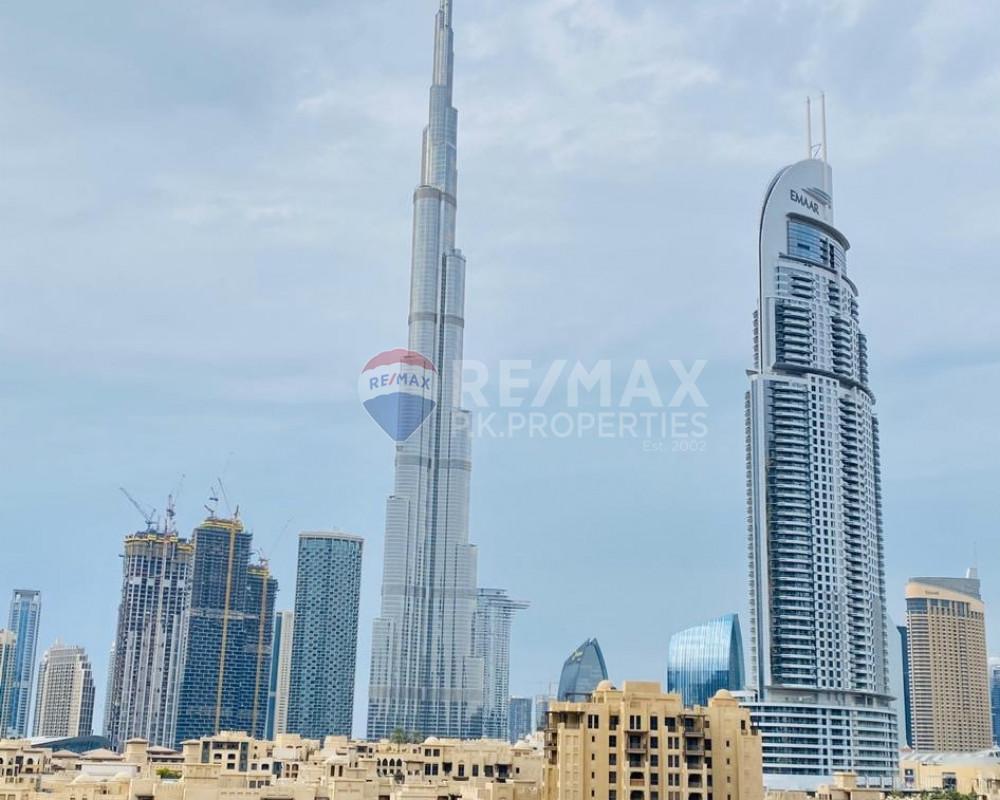 Great Investment   Burj Views   spacious - Burj Views A, Burj Views, Downtown Dubai, Dubai