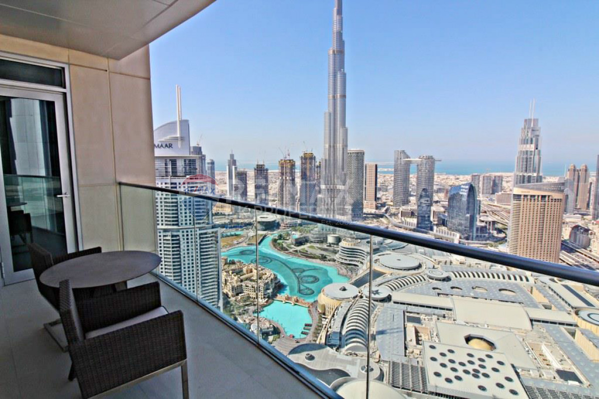 BEST  VIEW   LUXERY LIVING   VACANT - The Address Residence Fountain Views 2, The Address Residence Fountain Views, Downtown Dubai, Dubai