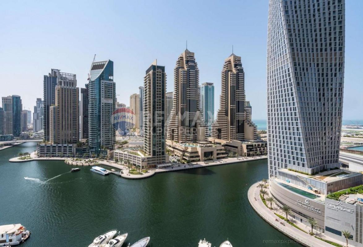 Beautiful | Marina View | Stylish 3 Bedrooms - Marina Gate 2, Marina Gate, Dubai Marina, Dubai