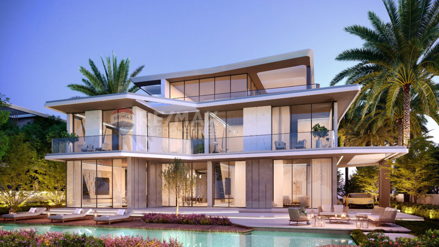 Genuine Resale   Payment Plan   Full Golf View   V10 Series - Majestic Vistas, Dubai Hills Estate, Dubai