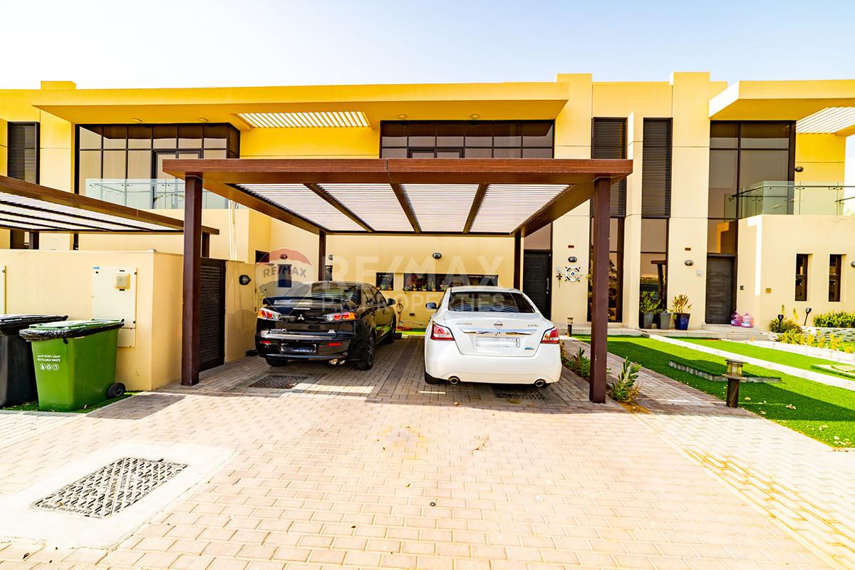 Spacious 3 BR+Maids Room | Type THM1 | Vacant on Transfer - Rockwood, DAMAC Hills (Akoya by DAMAC), Dubai