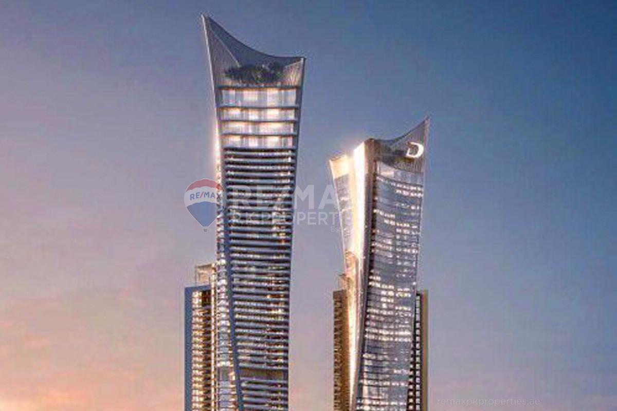 Exclusive | spacious 2 BHK | High Floor | Amazing View - Aykon City, Business Bay, Dubai