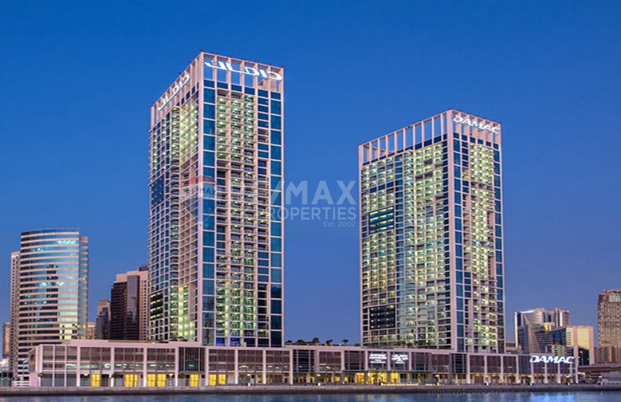Brand New    Prime Location   Furnished  T.B - DAMAC Maison Privé, Business Bay, Dubai