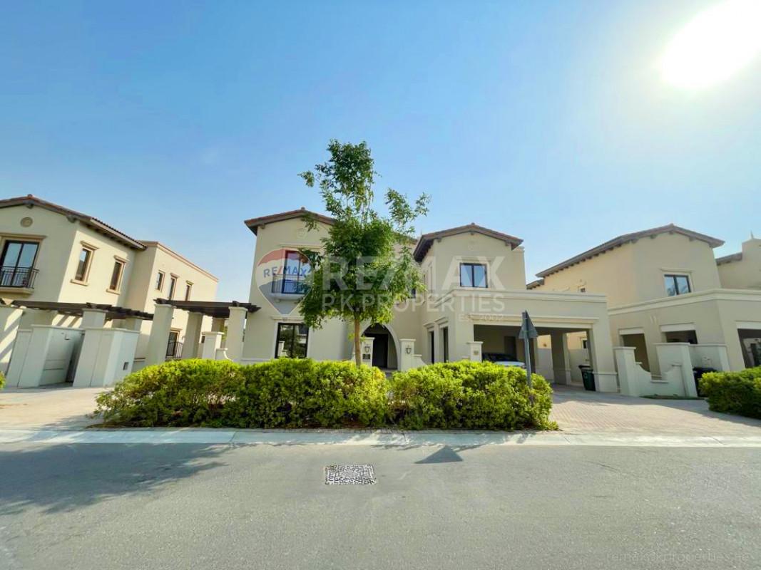 Single Row | Type 5| Vacant | Ready to Move in - Rosa, Arabian Ranches 2, Dubai