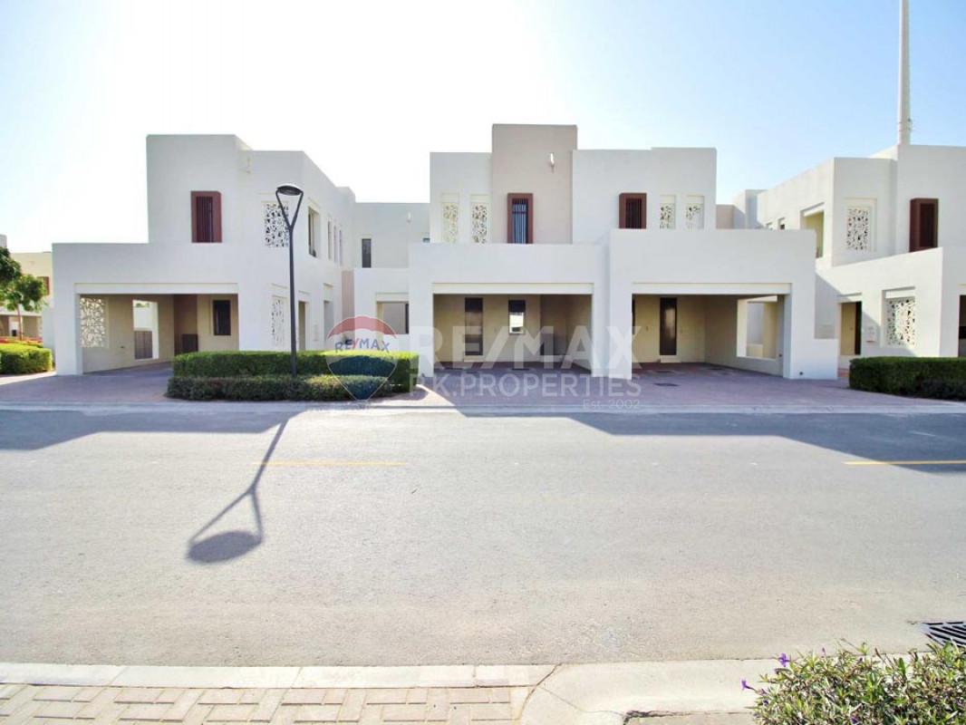 Corner Plot | Single Row | Type J | 3 Bed TH - Mira Oasis 2, Mira Oasis, Reem, Dubai