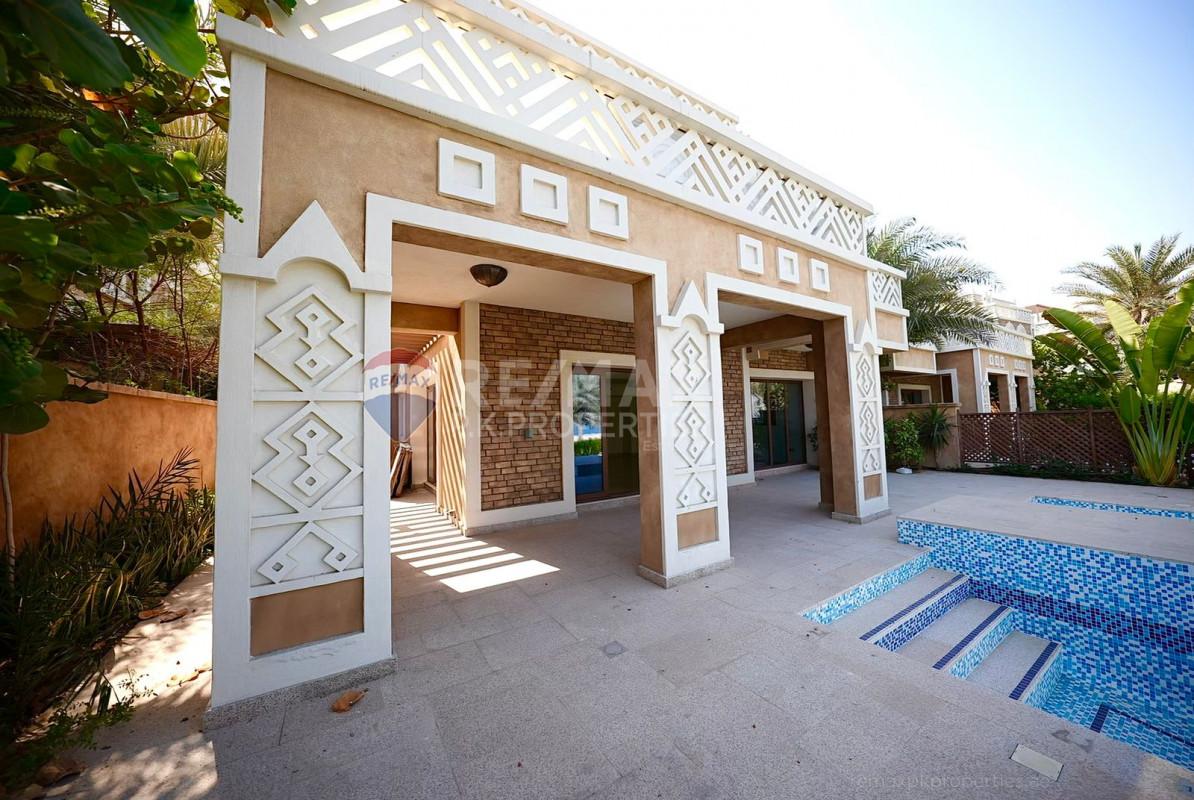 Great Deal I Sea Views I Huge 4 Beds I Brand New - Balqis Residences, Kingdom of Sheba, Palm Jumeirah, Dubai