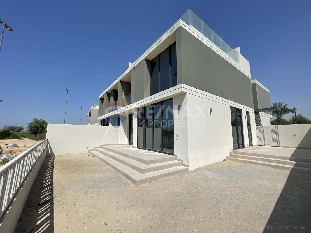 Keys With Me   Golf Views   Rooftop Terrace - Club Villas at Dubai Hills, Dubai Hills Estate, Dubai