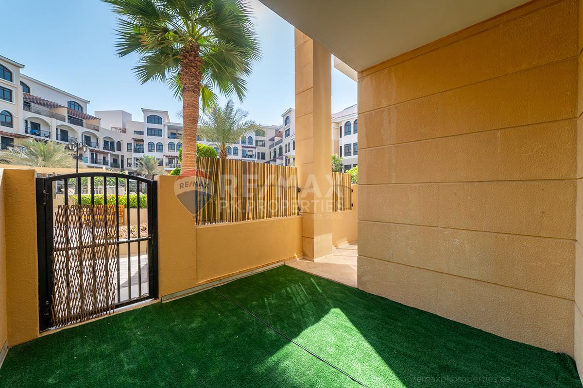 Exclusive   Garden   Pool facing   1 Bedroom - Fortunato, Jumeirah Village Circle, Dubai