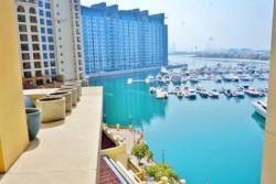 2 Bedroom plus Maids C Type Apartment   Rented, Marina Residences 1, Marina Residences, Palm Jumeirah, Dubai