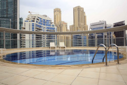 Beautiful Bright Apt with Full Marina View, Panoramic Tower, Dubai Marina, Dubai