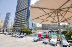 Refurbished 2 Bed in Silverene Tower|Great Location, Silverene Tower B, Silverene, Dubai Marina, Dubai