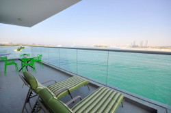 Stunning Apartment 2 bed+maid room | Full Sea view, Azure Residences, Palm Jumeirah, Dubai