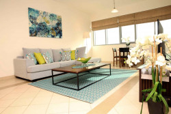 Full Golf Course View  Newly Refurbished 1 Bed Apt, Golf Tower 2, Golf Towers, The Views, Dubai