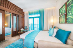 Serviced 1 Bedroom Hotel Apartment in Sofitel, Palm Jumeirah, Sofitel Dubai The Palm, The Crescent, Palm Jumeirah, Dubai