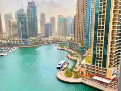 , Cayan Tower, Dubai Marina, Dubai