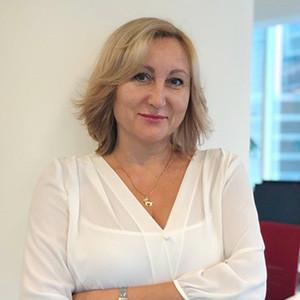 Oksana Linnyk - Agent - PK Properties
