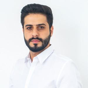 Ahmed Al Obaidi - Agent - PK Properties
